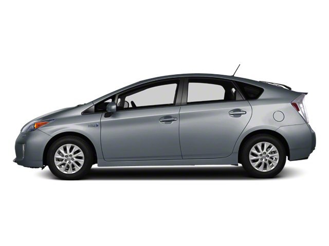 2012 Toyota Prius Plug-In Base Keyless Start Front Wheel Drive Power Steering 4-Wheel Disc Brake