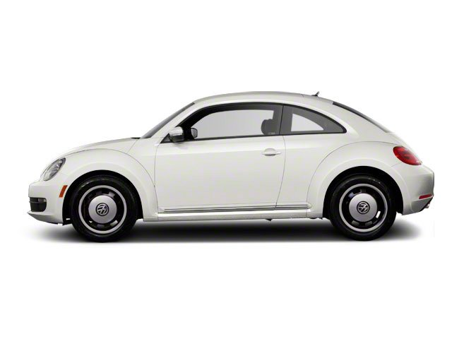 2012 Volkswagen Beetle  Turbocharged Front Wheel Drive Power Steering 4-Wheel Disc Brakes Alumi