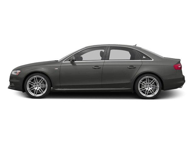 2013 Audi A4 Premium Plus Turbocharged Front Wheel Drive Power Steering 4-Wheel Disc Brakes Tir