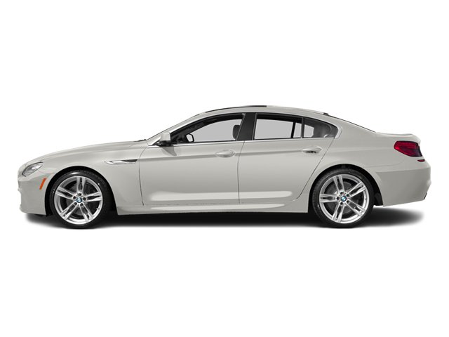 2013 BMW 6 Series 640i Turbocharged Rear Wheel Drive Active Suspension Power Steering 4-Wheel D