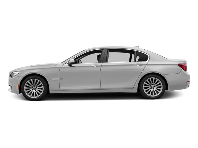 2013 BMW 7 Series 740Li PARKING ASSISTANT Turbocharged Rear Wheel Drive Air Suspension Active S
