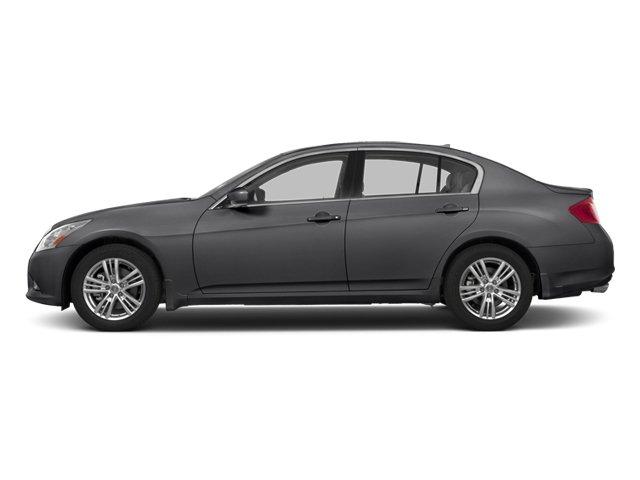 2013 Infiniti G37 Sedan Journey 17 Aluminum Alloy WheelsHeated Front Bucket SeatsLeather Appoint