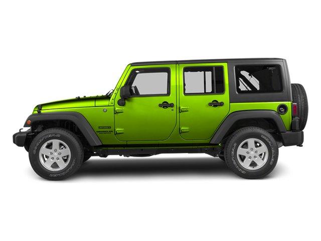 2013 Jeep Wrangler Unlimited Rubicon BLACK 3-PIECE HARD TOP  -inc freedom panel storage bag  rear