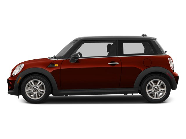 2013 MINI Cooper Hardtop  COLD WEATHER PKG  -inc heated front seats  heated pwr folding mirrors w