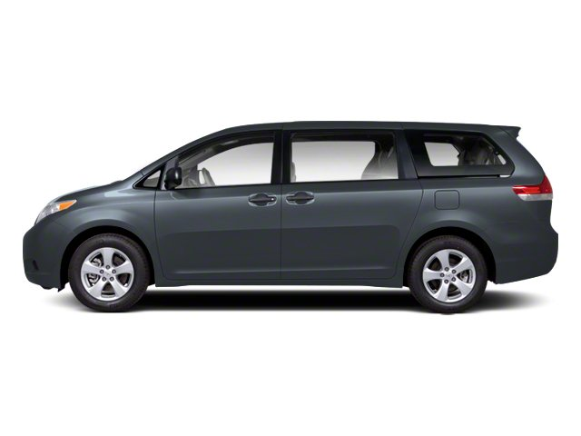 2013 Toyota Sienna XLE All Wheel Drive Power Steering 4-Wheel Disc Brakes Aluminum Wheels Tires