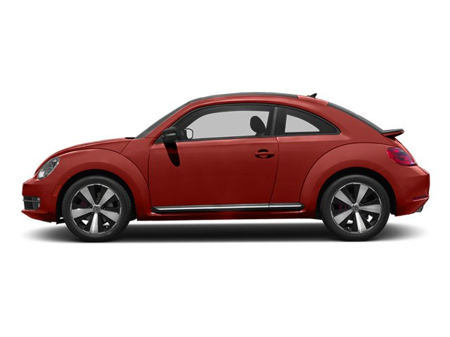 2013 Volkswagen Beetle Coupe 20T Turbo Turbocharged Front Wheel Drive Traction Control Brake Ac