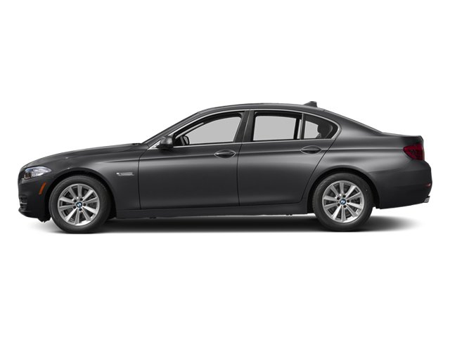 2014 BMW 5 Series 528i HEATED FRONT SEATS Turbocharged Rear Wheel Drive Power Steering ABS 4-W