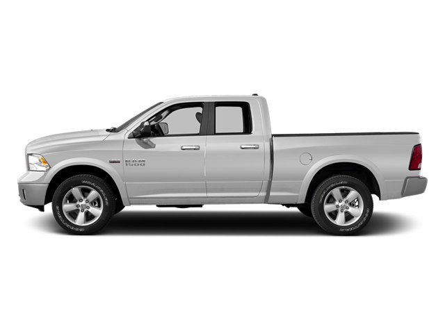 2014 Ram 1500  Rear Wheel Drive Power Steering ABS 4-Wheel Disc Brakes Brake Assist Tires - Fr