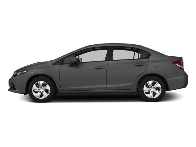 2014 Honda Civic Sedan LX 160-Watt AMFMCD Audio System4 SpeakersAMFM radioCD playerMP3 decod