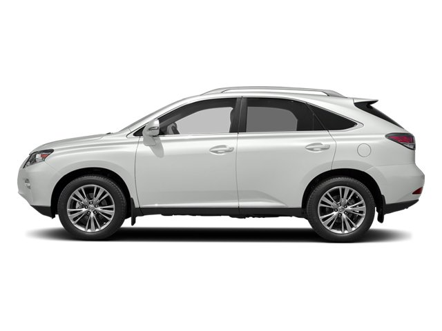 2014 Lexus RX 350  Front Wheel Drive Power Steering ABS 4-Wheel Disc Brakes Brake Assist Alumi