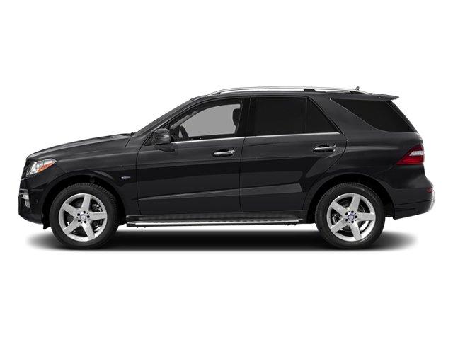 2014 Mercedes-Benz M-Class ML550 4MATIC 4dr ML550 Twin Turbo Premium Unleaded V-8 4.7 L/285