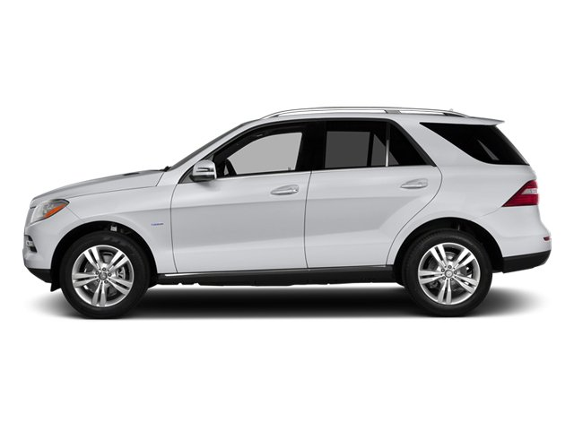 2014 Mercedes M-Class ML350 Rear Wheel Drive Power Steering ABS 4-Wheel Disc Brakes Brake Assis