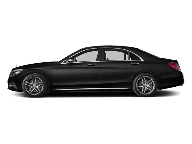 2014 Mercedes S-Class S550 Sedan Turbocharged Rear Wheel Drive Air Suspension Active Suspension