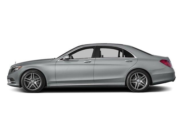 2014 Mercedes S-Class S550 Sedan Turbocharged Rear Wheel Drive Air Suspension Active Suspension