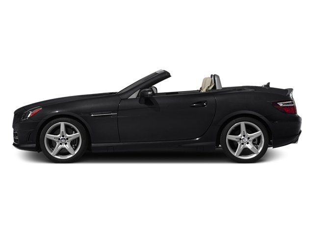 2014 Mercedes SLK-Class SLK250 Roadster Turbocharged Rear Wheel Drive Power Steering ABS 4-Whee