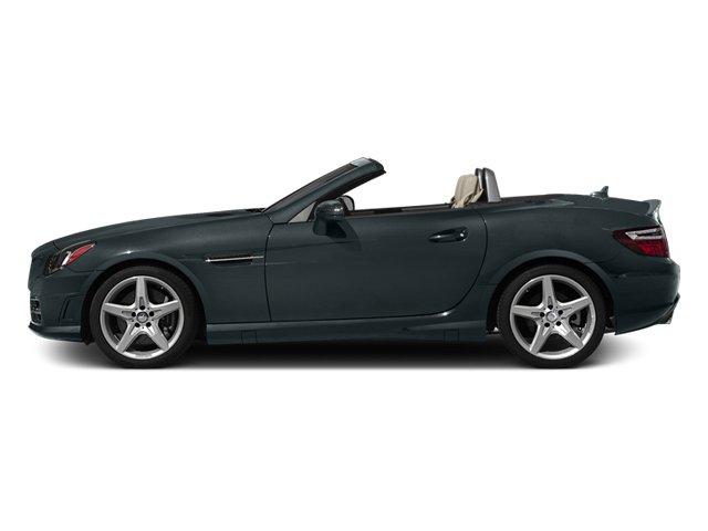 2014 Mercedes SLK-Class SLK250 Roadster Turbocharged Rear Wheel Drive Power Steering ABS 4-Whee