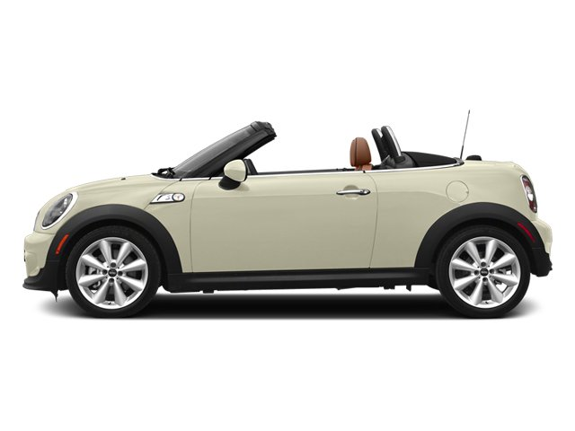 2014 MINI Cooper Roadster  Front Wheel Drive Power Steering ABS 4-Wheel Disc Brakes Brake Assis