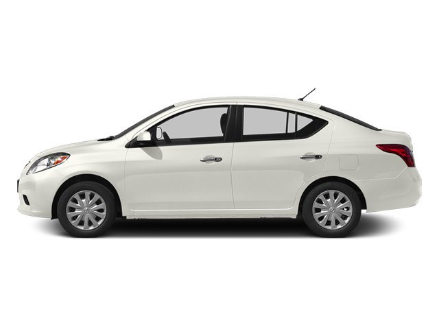 2014 Nissan Versa SV Front Wheel Drive Power Steering ABS Front DiscRear Drum Brakes Brake Ass