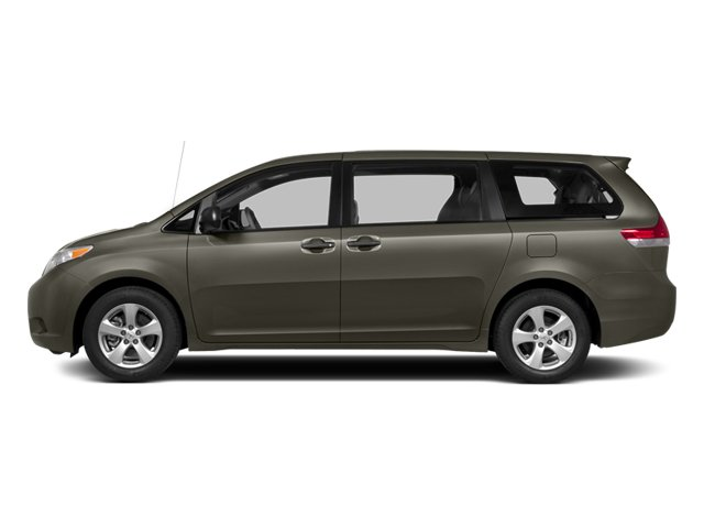 2014 Toyota Sienna SE Front Wheel Drive Power Steering ABS 4-Wheel Disc Brakes Brake Assist Al