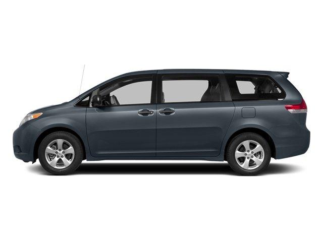 2014 Toyota Sienna  Front Wheel Drive Power Steering ABS 4-Wheel Disc Brakes Brake Assist Alum