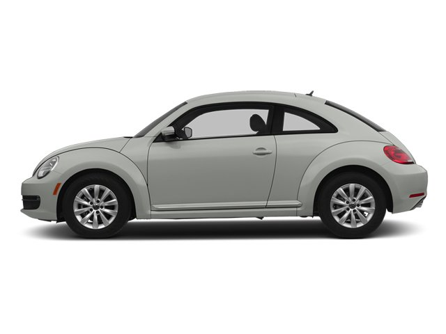 2014 Volkswagen Beetle Coupe 18T Turbocharged Front Wheel Drive Power Steering ABS 4-Wheel Dis