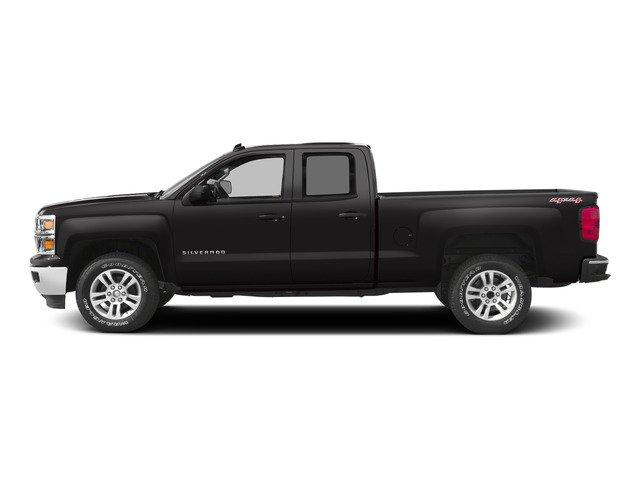 2015 Chevrolet Silverado 1500 Work Truck Extended Cab Pickup