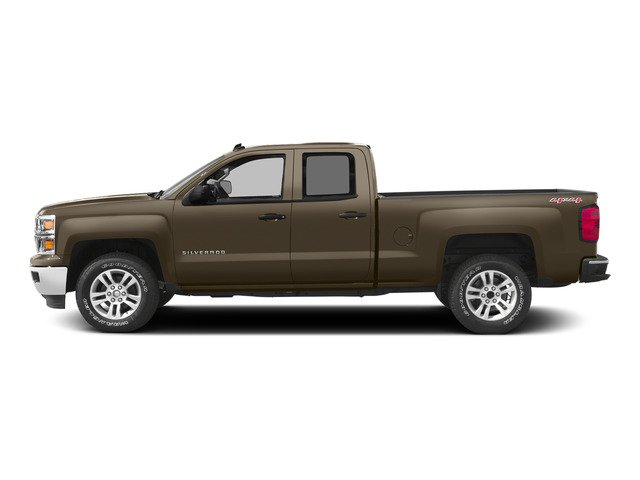 "2015 Chevrolet Silverado 1500 2WD Double Cab 143.5"" LT with 1LT"