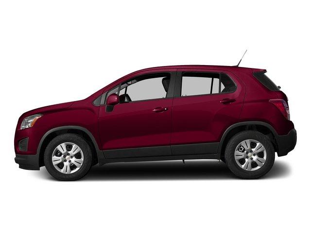 2015 Chevrolet Trax LS Sport Utility