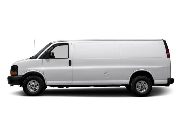 2015 GMC Savana Cargo Van Work Van Convenience Package2 SpeakersAir ConditioningPower steeringP