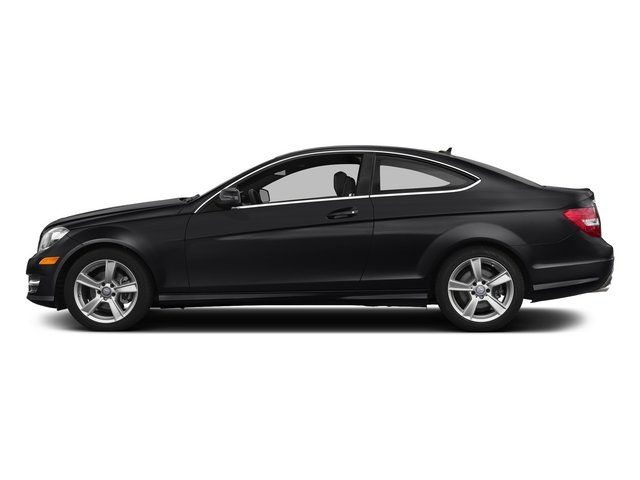 2015 Mercedes C-Class C 250 Coupe Turbocharged Rear Wheel Drive Power Steering ABS 4-Wheel Disc