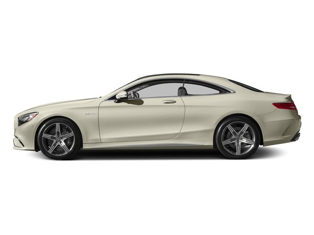 2015 Mercedes S-Class S63 AMG 4MATIC 2-Door Coupe Turbocharged All Wheel Drive Air Suspension Ac