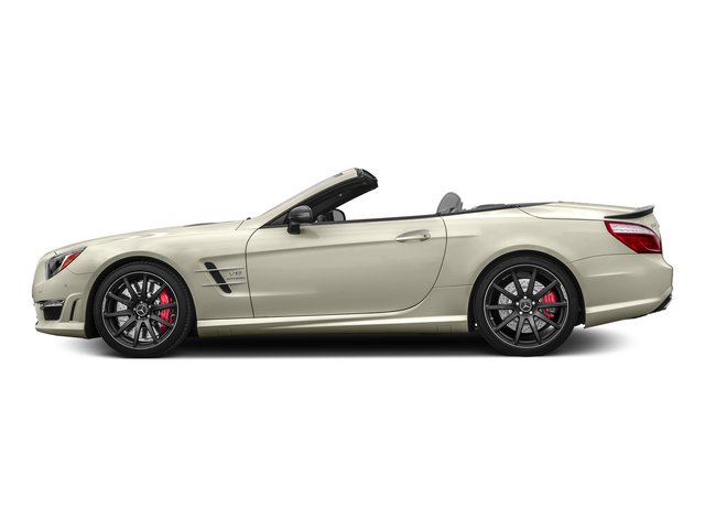 2015 Mercedes SL-Class SL65 AMG Roadster Turbocharged Rear Wheel Drive Active Suspension Power S
