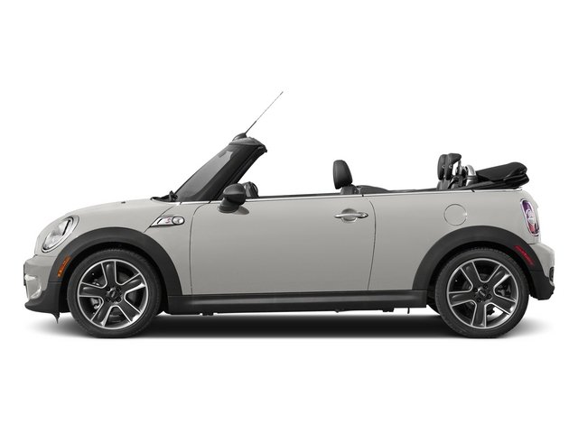 2015 MINI Cooper Convertible S COLD WEATHER PACKAGE  -inc Heated Front Seats COMFORT ACCESS KEYLE
