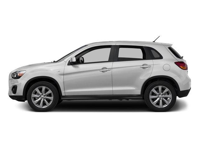 2015 Mitsubishi Outlander Sport SE Front Wheel Drive Power Steering ABS 4-Wheel Disc Brakes Bra