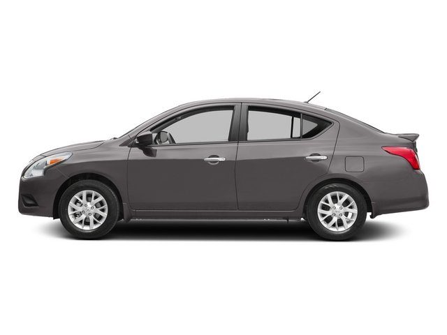 2015 Nissan Versa SV Front Wheel Drive Power Steering ABS Front DiscRear Drum Brakes Brake Ass