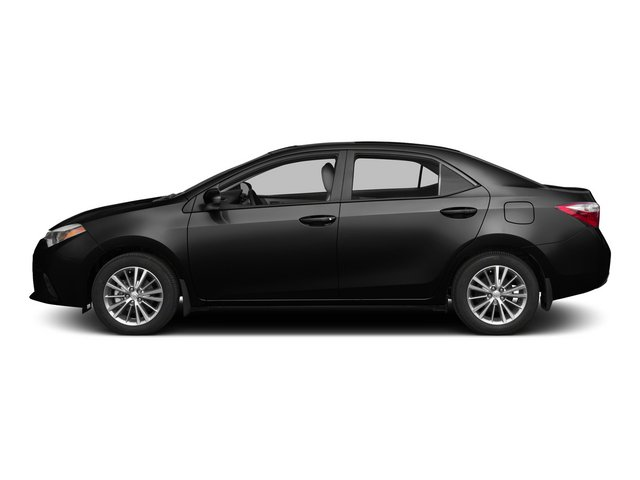 2015 Toyota Corolla LE Premium Front Wheel Drive Power Steering ABS Front DiscRear Drum Brakes