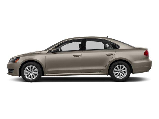 2015 Volkswagen Passat 18T Wolfsburg Ed Turbocharged Front Wheel Drive Power Steering ABS 4-Wh