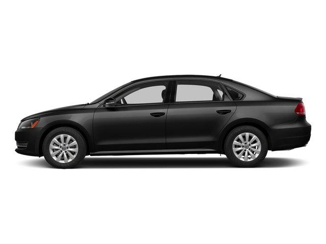 2015 Volkswagen Passat 18T S Turbocharged Front Wheel Drive Power Steering ABS 4-Wheel Disc Br