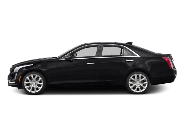2016 Cadillac CTS Sedan Luxury Collection AWD 4dr Car