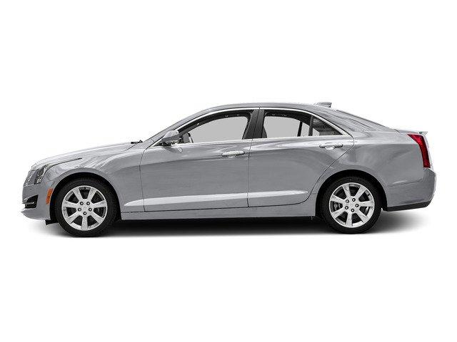 2016 Cadillac ATS Sedan Luxury Collection AWD 4dr Car