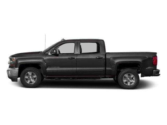 2016 Chevrolet Silverado 1500 LT TIRES  P27555R20 ALL-SEASON  BLACKWALL LPO  WHEEL LOCKS  SET OF