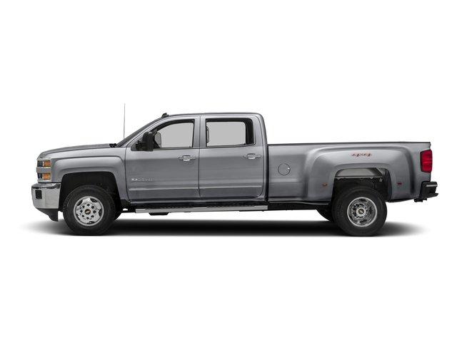 2016 Chevrolet Silverado 3500HD LT LockingLimited Slip Differential Four Wheel Drive Tow Hitch