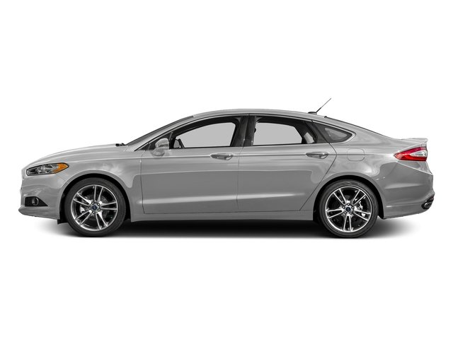 2016 Ford Fusion Titanium EQUIPMENT GROUP 300A MEDIUM SOFT CERAMIC  LEATHER-TRIMMED HEATED SPORT B