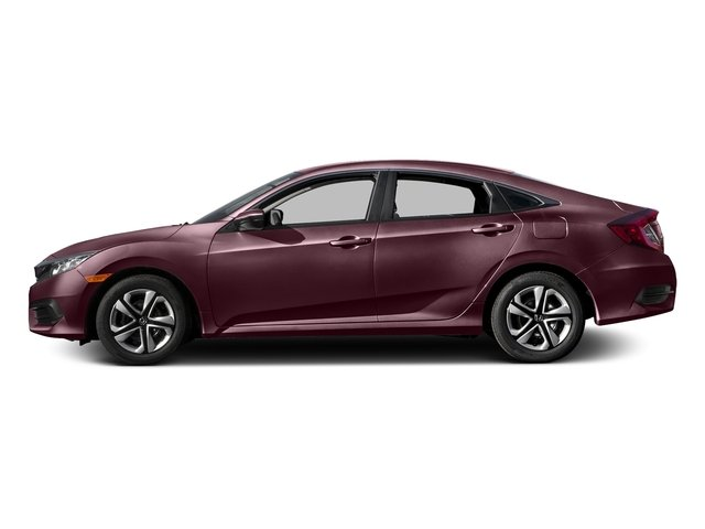 2016 Honda Civic Sedan 4dr CVT LX