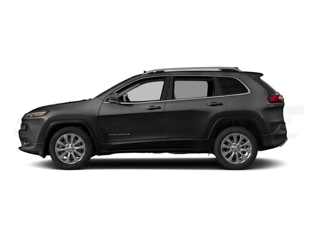 2016 Jeep Cherokee Overland Sport Utility