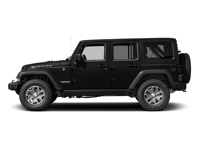 2016 Jeep Wrangler Unlimited Rubicon Hard Rock QUICK ORDER PACKAGE 24J RUBICON HARD ROCK  -inc Eng