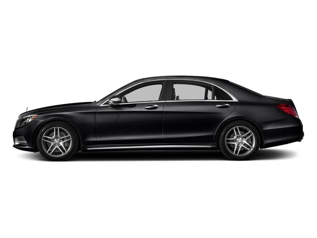 2016 Mercedes S-Class S550 Sedan Turbocharged Rear Wheel Drive Air Suspension Active Suspension