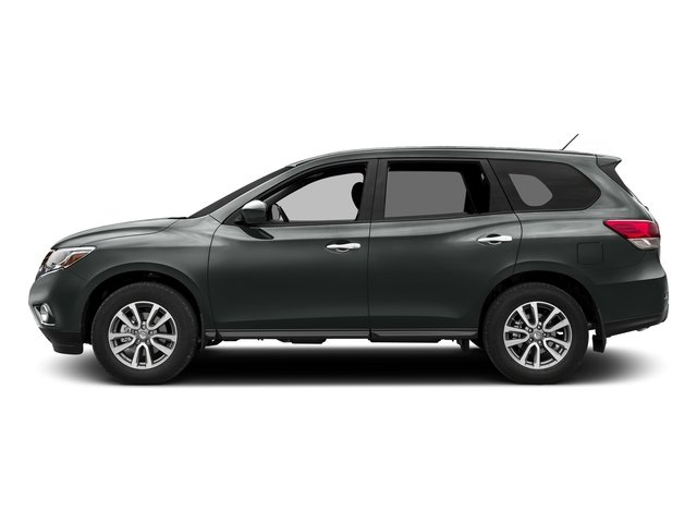 2016 Nissan Pathfinder S Sport Utility