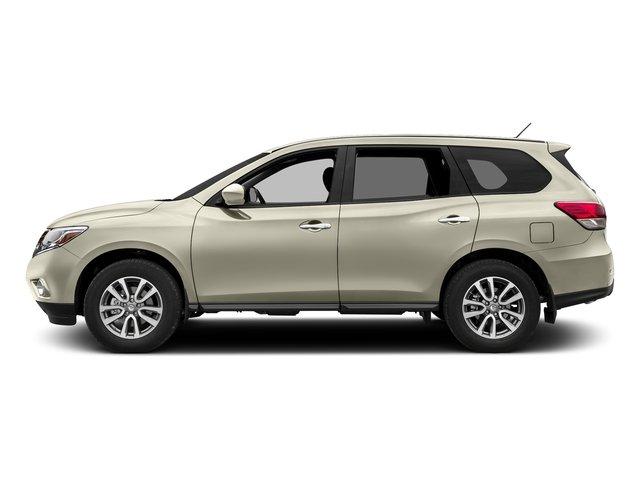 2016 Nissan Pathfinder SL 4WD 4dr SL Regular Unleaded V-6 3.5 L/213