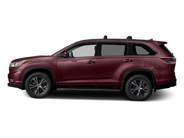 2016 Toyota Highlander XLE Sport Utility